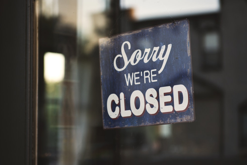 reasons why restaurant closed down within a year