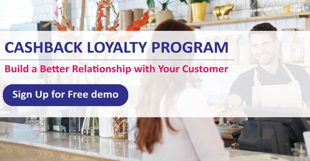 cashback loyalty program for restaurant