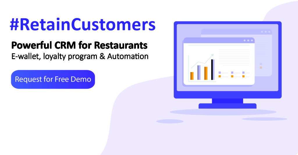 CRM for Restaurants and small business