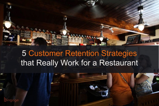 Top 5 Customer Retention Strategies for a Restaurant