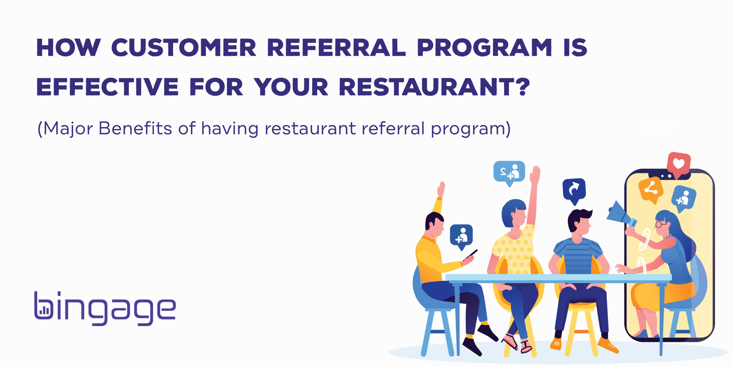Restaurant Referral Program – Ultimate Way to Increase your Restaurant Sales!