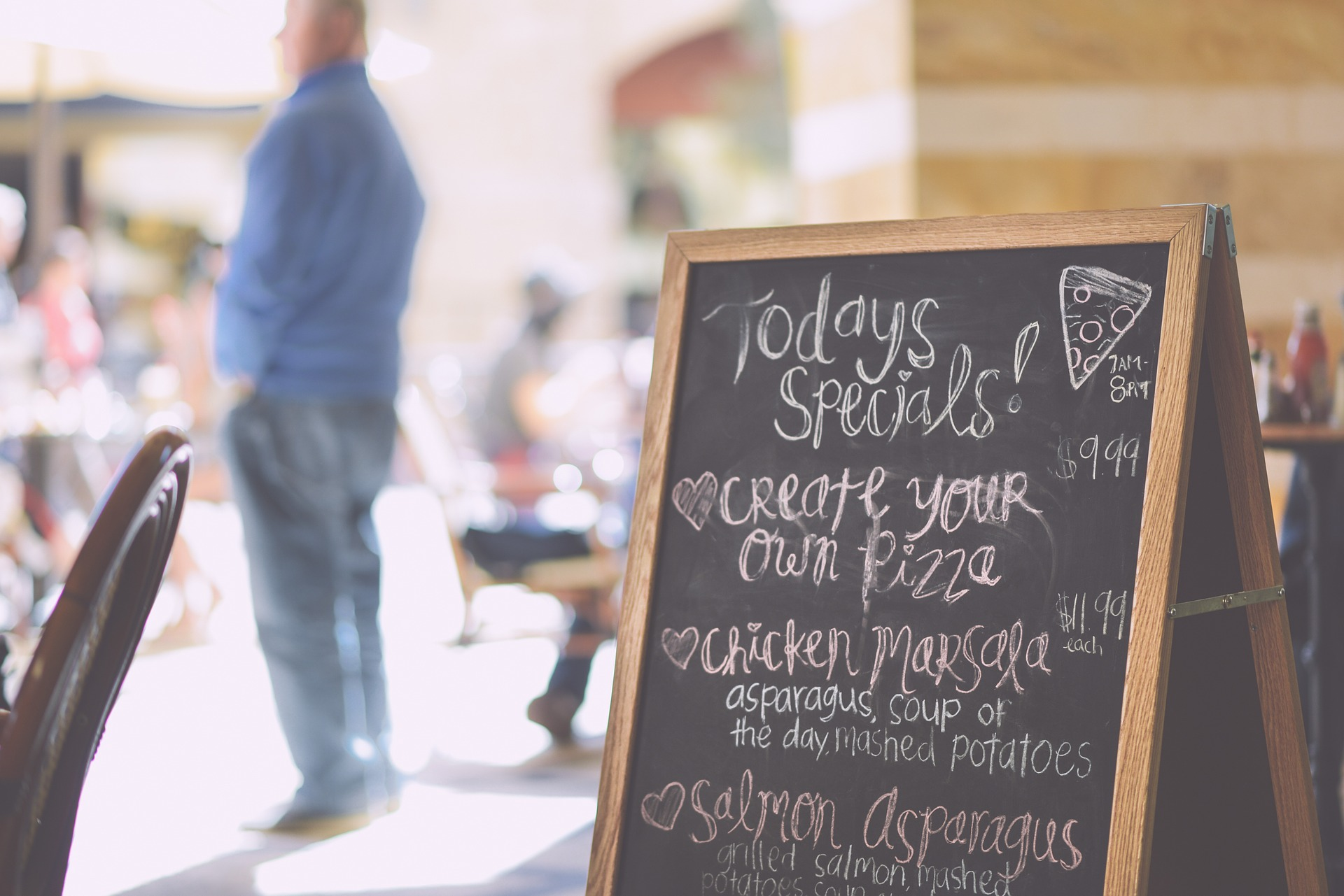 Restaurant Menu Designing: 5 Important things to consider