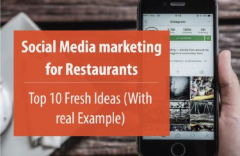 social media marketing for restaurants 2019