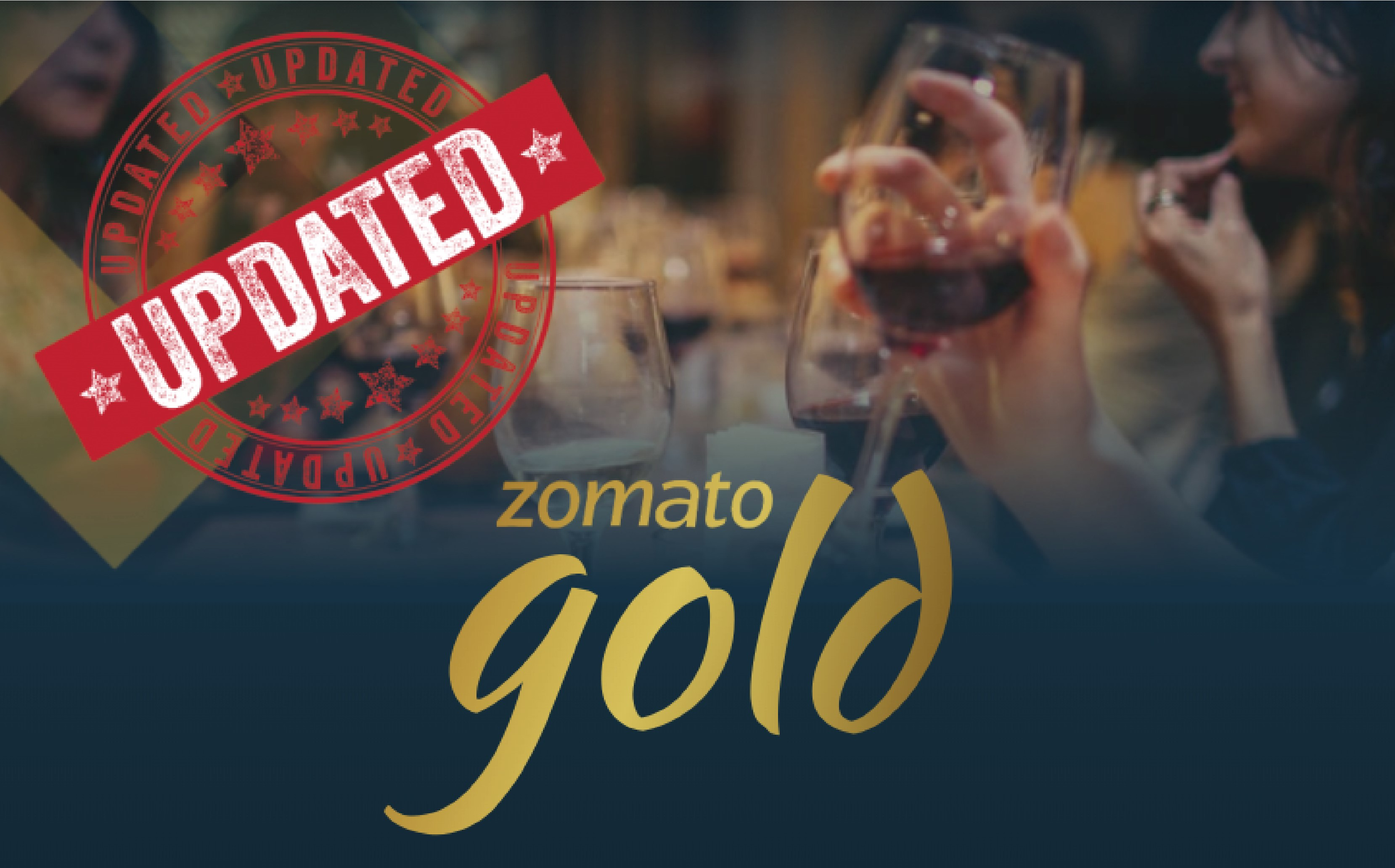 Important!! Zomato Gold rules changed -Subscribers expressed their anger on Twitter