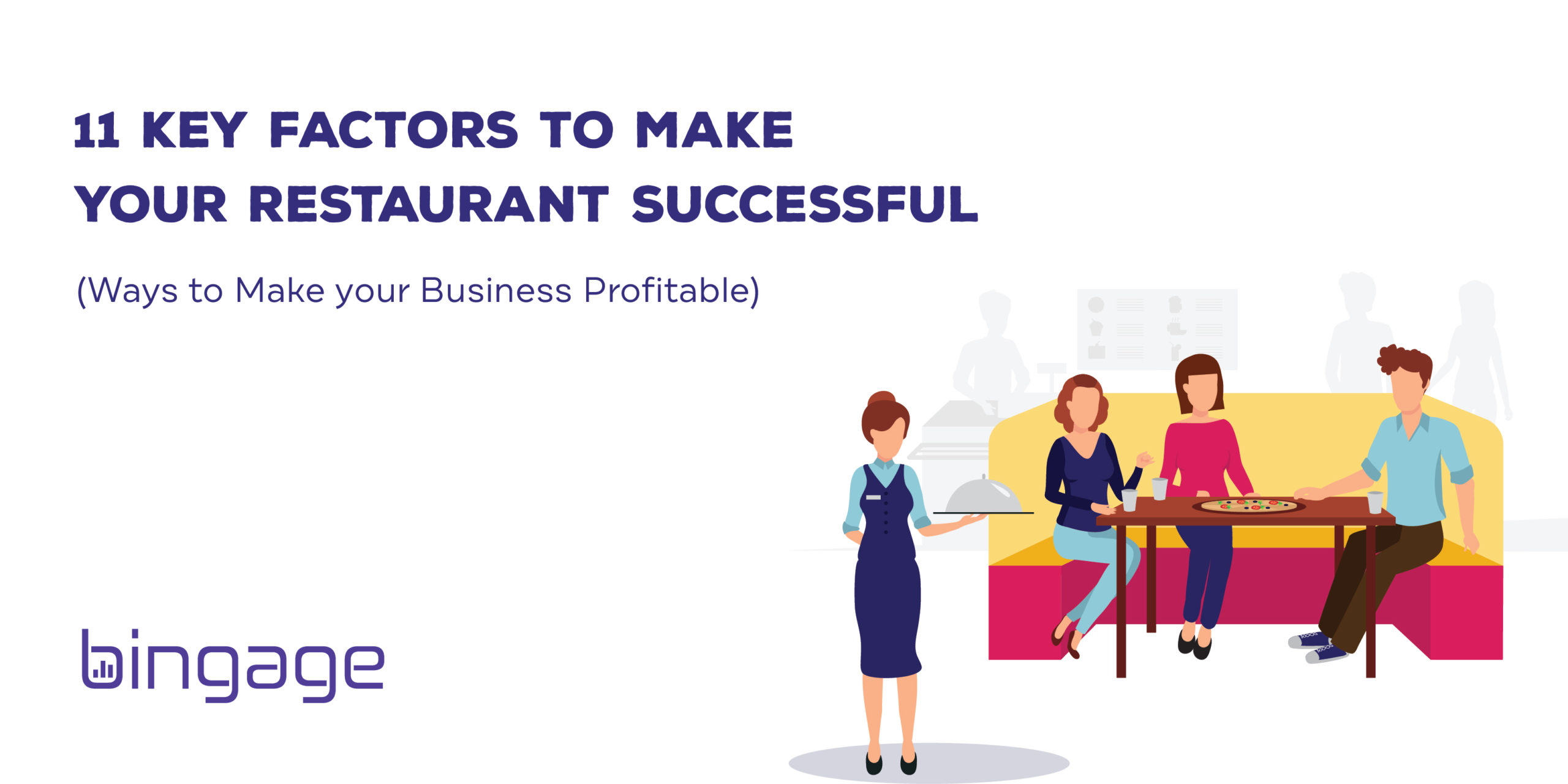 11 Pro Tips to Make Restaurant Business Successful in 2020
