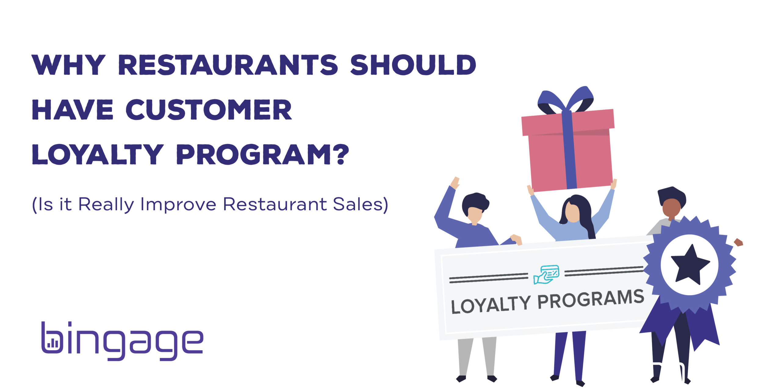 Restaurant Loyalty Program; Is It Really Effective? (Here is your answer)