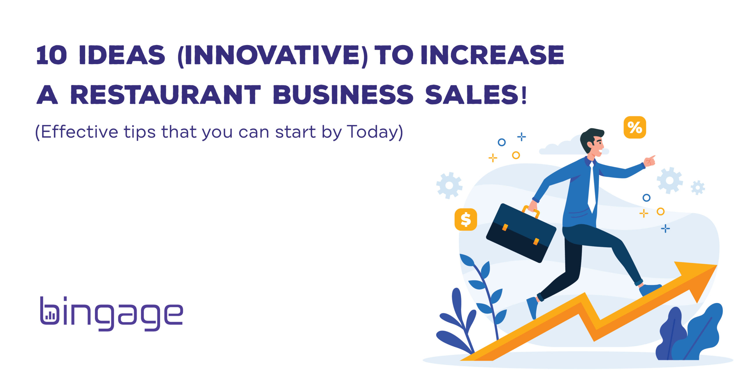 Uncovering 10 Ideas (Innovative) to Increase a Restaurant Sales