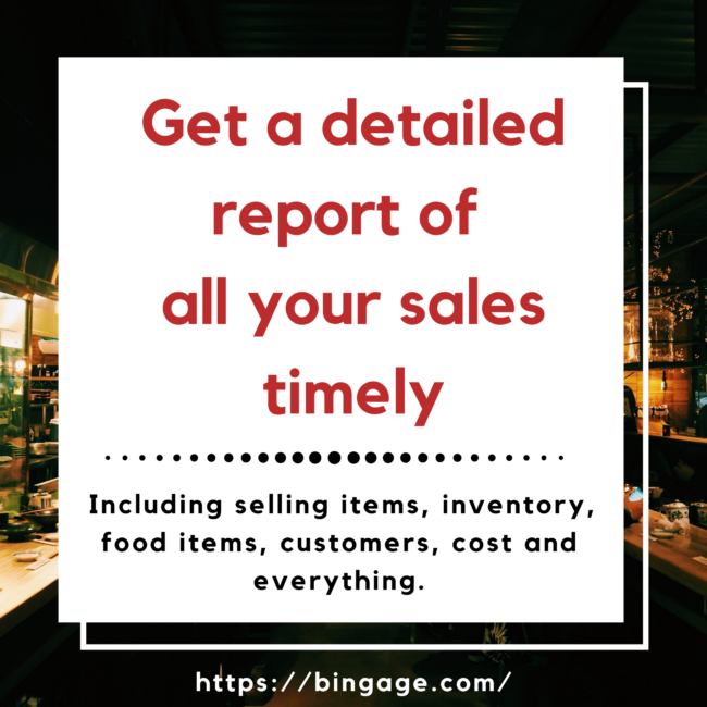 importance of sales analytics to make a restaurant business successful