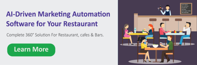 All in one cloud-based restaurant CRM software