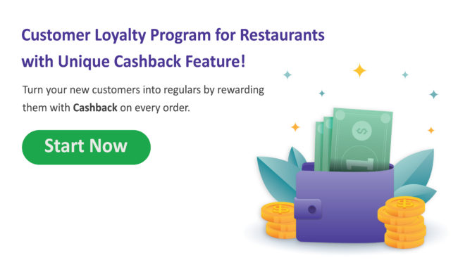 customer loyalty program for restaurants