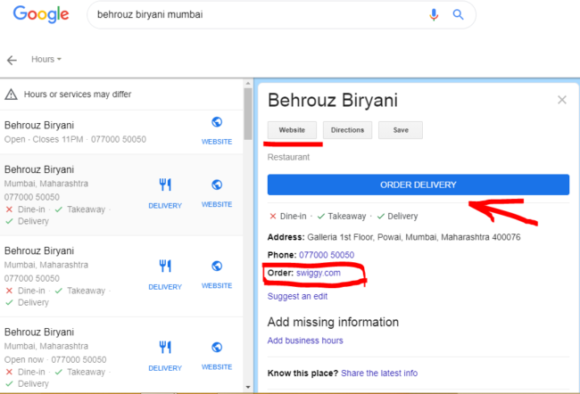 behrouz biryani the famous cloud kitchen chain in india
