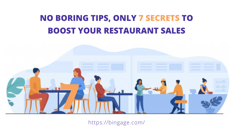 7 Ways to Increase Restaurant Sales (That Actually Work)