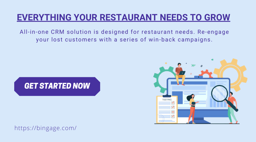 How Bingage Helps Restaurants Boost Customer Retention and Business ROI?